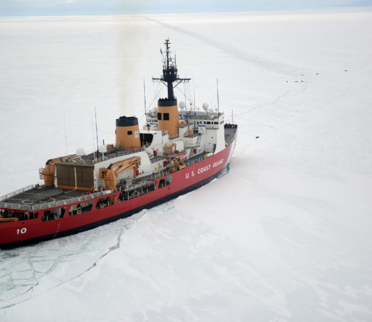 Just as China launches a second icebreaker, a fresh report details problems with US plans