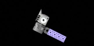 Meet NASA's newest ice-monitoring satellite