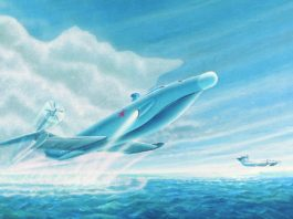 Russia eyes reviving Cold War-era ground-effect vehicles to patrol the Arctic