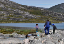 Children in Greenland are getting taller and healthier