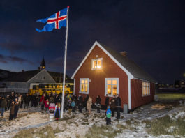Greenland names first representative to Iceland