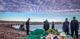 The amount of plastic waste on a remote Svalbard island shocked a Norwegian Coast Guard cleanup crew