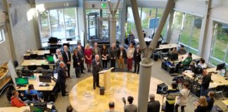 Alaska climate team's plan seeks to fill void left by federal government