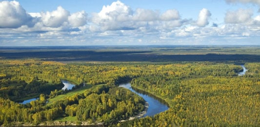 First direct measurements show West Siberian rivers are a major source of carbon emissions