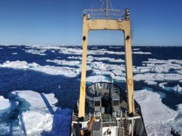Nunavik maps its seabed ahead of fiber optic cable rollout