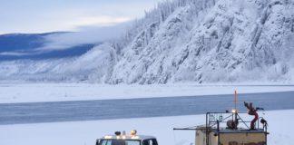Persistent open water has Yukon eyeing an artificial ice bridge