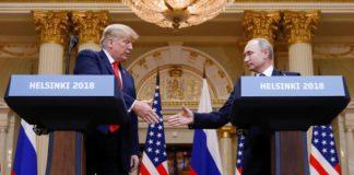 Kremlin says no Putin-Trump Arctic Summit meeting is planned