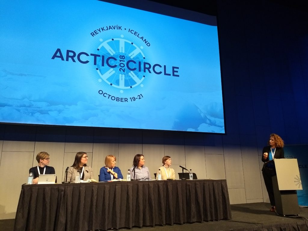 Women of the Arctic is now a nonprofit focused on gender issues