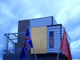 A new China-Iceland Arctic science observatory is already expanding its focus