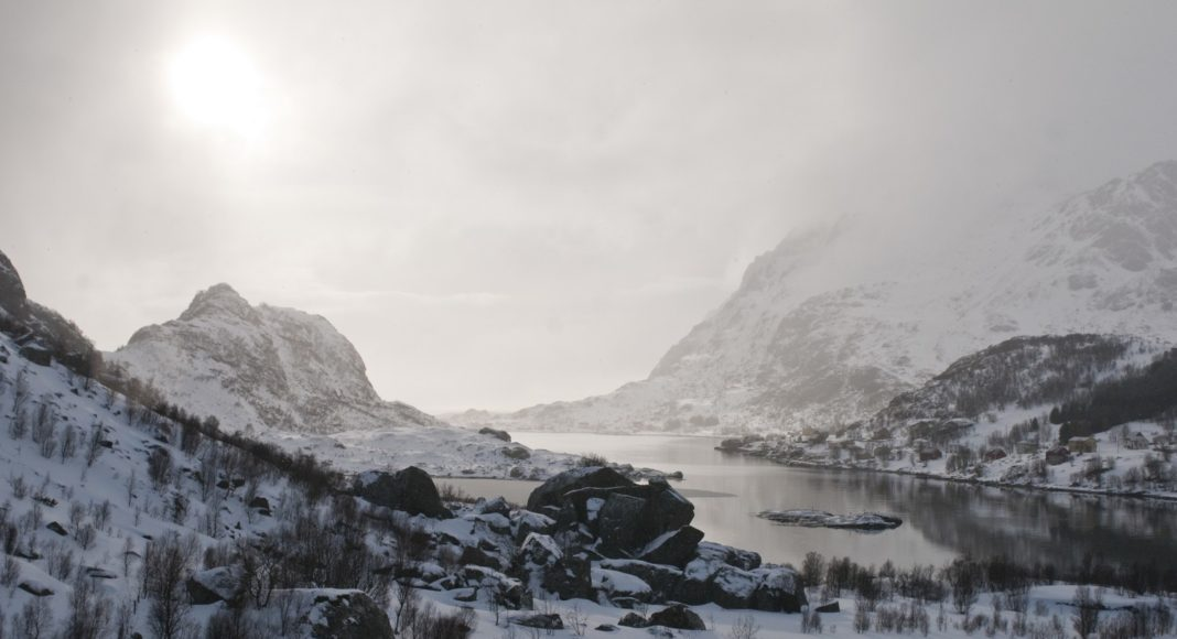 The winter weather can be unpredictable in Lofoten. (CH / Visitnorway.com)