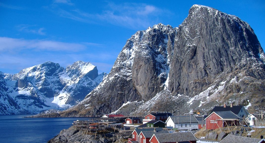 The rorbu were seasonal abodes; now many are rented to visitors year-round. (Andrea Giubelli / Visit Norway)