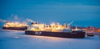 Novatek's Yamal LNG will face logistical challenges during the coming winter months