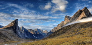 New map for Nunavut's Auyuittuq National Park features Inuktitut place names
