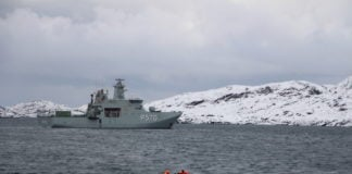Denmark will triple Arctic defense spending