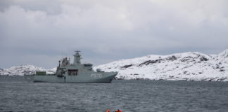 Denmark should support an Arctic military forum, a Danish think-tank says