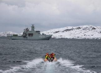 Copenhagen is ignoring Russian, Chinese activity in the Arctic, lawmakers warn