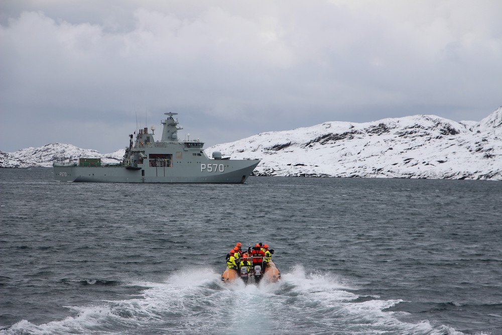 Copenhagen is ignoring Russian, Chinese activity in the Arctic, lawmakers warn