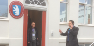 Greenland's first representative in Iceland is a man for all reasons