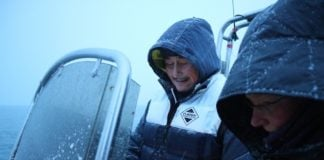 Greenland local-knowledge group bags Nordic environment award