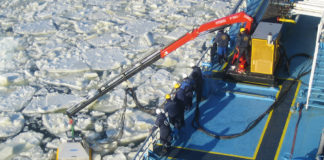 Oil spills have posed a persistent threat to the Arctic. Some solutions are on the horizon