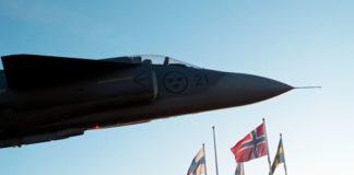 Northern Finland and Sweden will play a key role in NATO's large exercise in Norway.