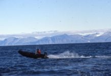Melting glaciers at Novaya Zemlya contain radiation from nuclear bomb tests