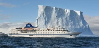 One Ocean Expeditions launches a new polar explorer.