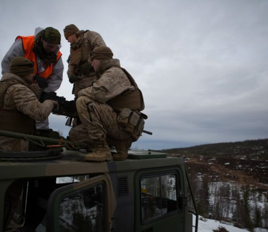 US Marines launch separate exercise in northern Norway ahead of NATO drill