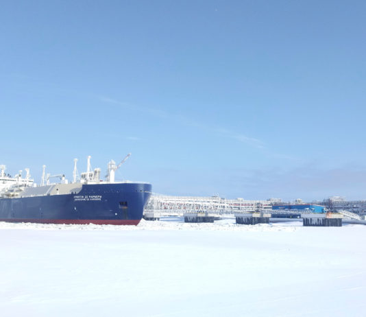 Novatek will be allowed to operate foreign LNG Carriers on the Northern Sea Route