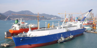 South Korean shipbuilders' have developed a lock on the LNG tanker market that could last for years