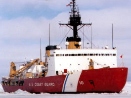 U.S. Coast Guard chief optimistic about icebreaker ship funding
