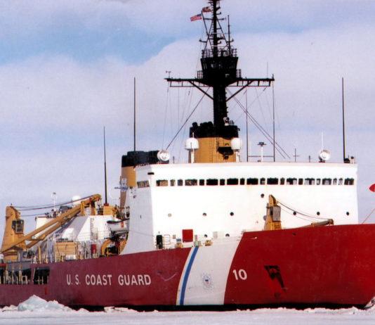 U.S. Coast Guard chief optimistic about icebreaker ship funding