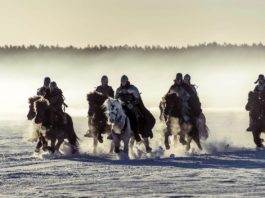 A renaissance in Arctic film and television