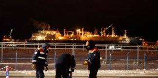 Novatek's CEO warns of U.S. pressure against LNG transfer operations in Norway