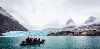 Applications open for Students on Ice Arctic expedition