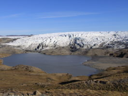 Retreating ice sheets could be uncorking another new source of carbon pollution
