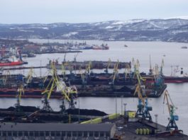 Russia's Arctic seaports saw explosive growth in 2018