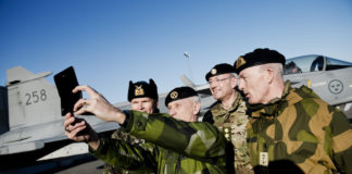 In face of uncertainty about Russia, a Nordic gang of four emerges