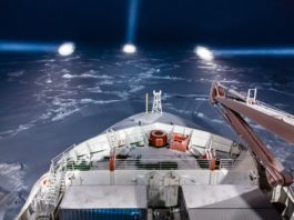 Why international Arctic researchers are eager to get trapped in sea ice
