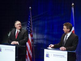 U.S. and Iceland boost trade ties, discuss Arctic security