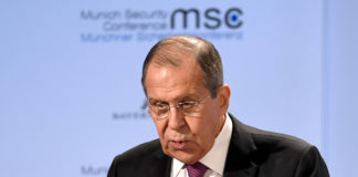 With Arctic security as backdrop, Russia's Lavrov calls UK's Williamson 'minister of war'