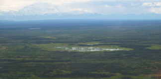 Spring rains boost permafrost methane emissions, study finds