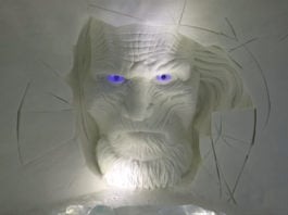 A Game of Thrones-themed ice hotel opens in Arctic Finland