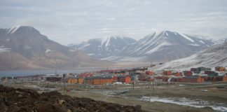 Svalbard could warm as much as 10 degrees C by century's end