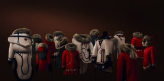 Canada Goose launches new Inuit-made parka collection