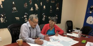 Gjoa Haven elders share Franklin-era oral history with researchers