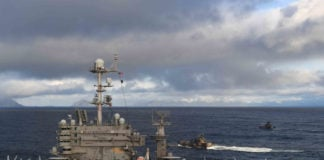 US Navy plans to send surface vessels through the Arctic