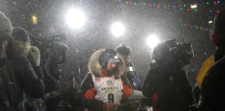 Alaska musher Pete Kaiser wins his first Iditarod