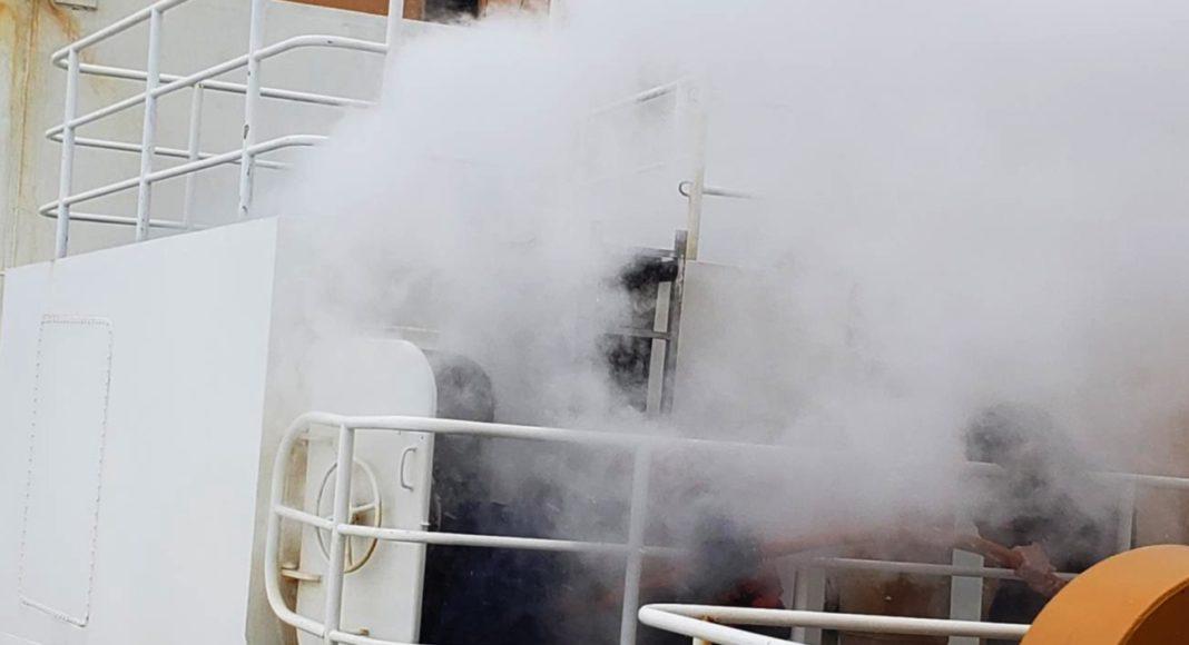 The Only Working Us Heavy Icebreaker Catches Fire Returning From Antarctica Arctictoday Workingus es una empresa experta en asesorías migratorias y fortalecimiento económico. heavy icebreaker catches fire returning