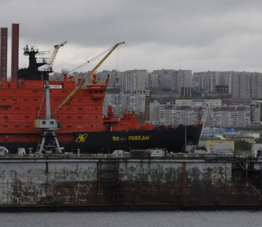 Russia extends lifetime of nuclear icebreakers to meet rising demand